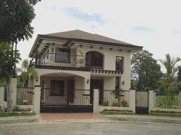 25 New 2 Storey House Design with Roof Deck In Philippines