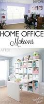 Home Office Decorating Ideas On A Budget Best 25 Office Makeover Ideas On Pinterest Diy Home Office