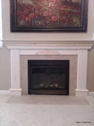 how to build a fireplace mantel creativity at its peak in this