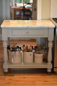 Kitchen Chairs With Rollers Best 25 Kitchen Carts On Wheels Ideas On Pinterest Small