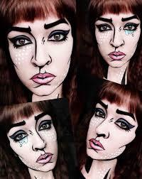 Halloween Makeup Comic Robot Makeup Hand Google Search U2026 Pinteres U2026