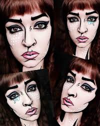 Insane Halloween Makeup by Robot Makeup Hand Google Search U2026 Pinteres U2026