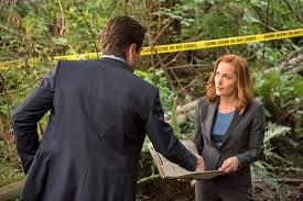Seeking Lizard Episode The X Files Recap Mulder And Scully Meet The Were Ew