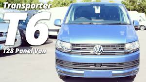 volkswagen caravelle dimensions new 2016 volkswagen transporter t6 panel van t28 highline video