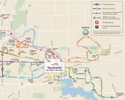 Map Of Ann Arbor Michigan by Maps U2014 Washtenaw Area Transportation Study Wats