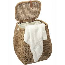 Sorter Laundry Hamper by Decorating Double Laundry Sorter Wicker Laundry Hamper