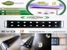 3 watt led aquarium lights evo 24 led aquarium light coral reef saltwater nano 16x 3w 3 watts