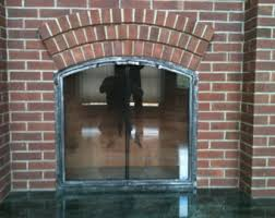 Arched Fireplace Doors by Fireplace Doors Etsy