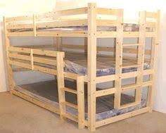 Diy Full Over Full Bunk Bed Cabin Pinterest Bunk Bed Full - Queen bunk bed plans