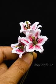 stargazer lilies ravelry mini stargazer pattern by happy patty crochet
