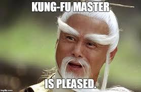 Meme Kung Fu - kung fu master imgflip