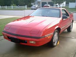 mitsubishi conquest dodge daytona wikipedia