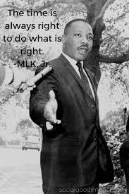 mlk quote justice delayed five quotes by martin luther king jr for social entrepreneurs