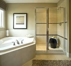 Replacing Shower Door Sweep Install Shower Door Traditional Style Sliding Bathtub Door