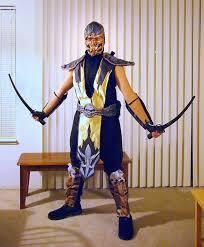 Scorpion Halloween Costume Mk9 Scorpion Mgs3re4dmc3 Deviantart