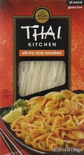 cuisine kitch amazon com kitchen gluten free stir fry rice noodles 14 oz