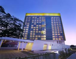 exterior modern hotel loversiq hilton worldwide launches