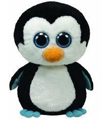 ty beanie boos penguin 42cm