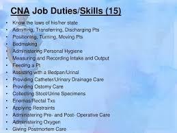 resume job description cna sample cna job duties cna duties for resume resume for a cna
