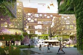 Mrp Home Design Quarter Kcap Wins International Design Competition U0027sewoon District 4 U0027 In