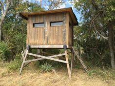 Deer Hunting Box Blinds Plans Free Deer Shooting Blind Plans For Your To Learn How To Build One