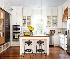 Classic Kitchen Colors The 25 Best Classic White Kitchen Ideas On Pinterest Wood Floor
