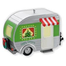 a cer ornament makes a great rv gift