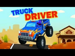 car driving kids truck driver car mcqueen monster truck