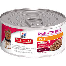 hill u0027s science diet light small bites dog food dry
