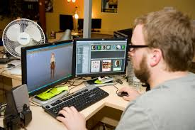 Concept Artist Job Description Video Game Art And Animation Holland College