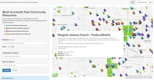 Chicago Community Map by Marynia Kolak Wins Il Gis Association U0027s Web Mapping Competition