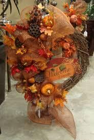 cute halloween wreaths 48 best fall wreaths u0026 arrangements images on pinterest