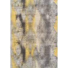 Yellow And Grey Outdoor Rug 10 X 13 X Large Yellow Gray Area Rug Modern Grays Rc Willey