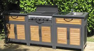 une cuisine extérieure pour profiter de l été diaporama photo