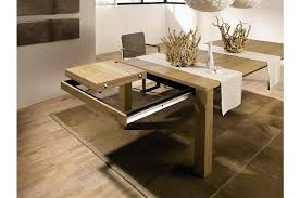 extendable dining room tables retractable dining table modern extendable dining table design