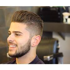 haircuts for hair shoter on the sides than in the back a guide to the modern pompadour hairstyle shorts haircuts and