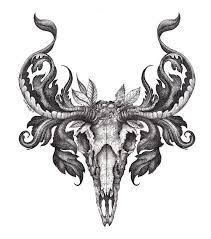 the 25 best deer skull tattoos ideas on pinterest deer skull