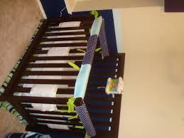 she u0027s crafty diy crib rail guard tutorial cribs diy crib and