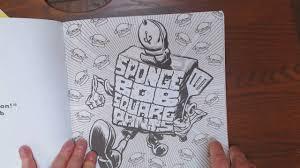 spongebob coloring book spongebpb u0027s