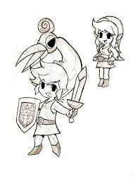 beautiful toon link coloring pages 72 in free colouring pages with