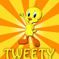 tweety tweety bird tweety books