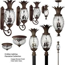 pineapple outdoor light fixtures 125 best outdoor lighting images on pinterest cottage ideas
