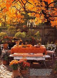 creative thanksgiving outdoor decoration ideas
