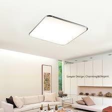 led ceiling light fixture lamp flush mount bedroom lighting w