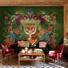 wallpapers for home interiors 15 modern wallpapers for contemporary decorators