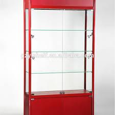 white glass storage cabinet glass door display cabinet peytonmeyer net