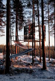 treehotel a grown up childhood escape in the swedish woods