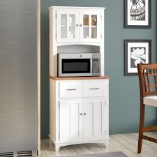 light wood kitchen pantry cabinet wood food pantries cabinets you ll in 2021 wayfair