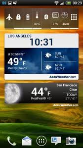 accuweather android app accu weather android app review worth buying or not