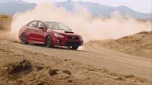 subaru drift snow watch the 2018 subaru wrx and sti drift over dirt and tarmac